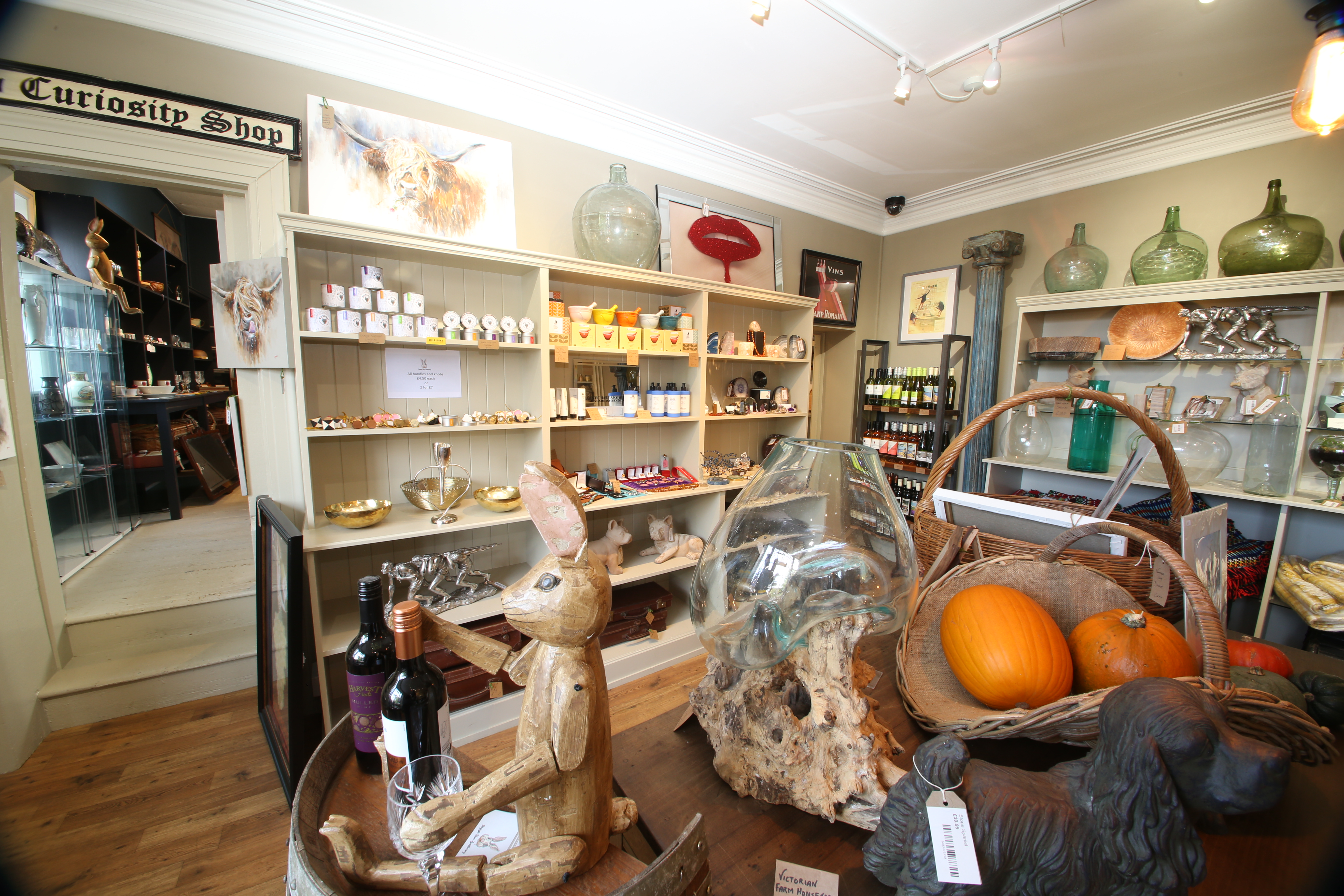 Majestic Hare Apothecary shop