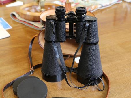 Field Binoculars - £90