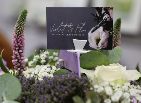 Violet & Flo at Inspirations