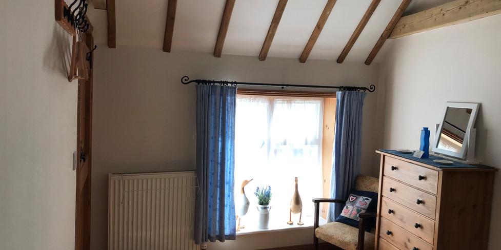 Chapel Cottage: First floor bedroom