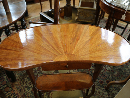 Oak Occasional Table - £175