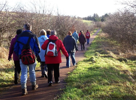 OneLife Suffolk Health Walks in Wickham Market