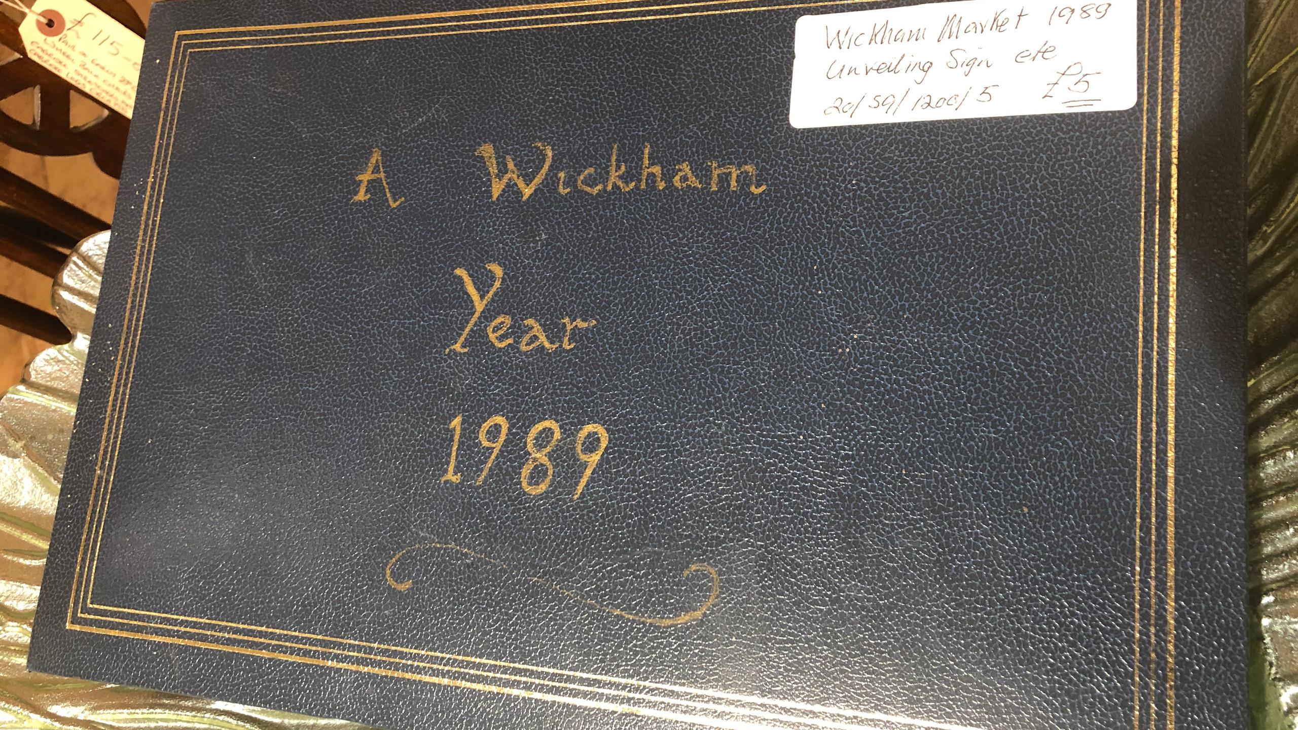 Wickham Market 1989