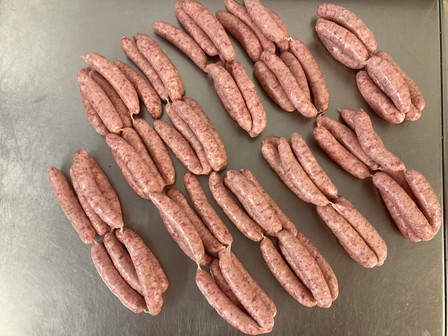 June Competition win 10lbs of sausages