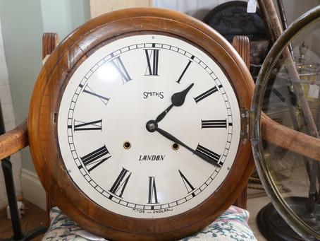 Smiths Wall Clock London - £225