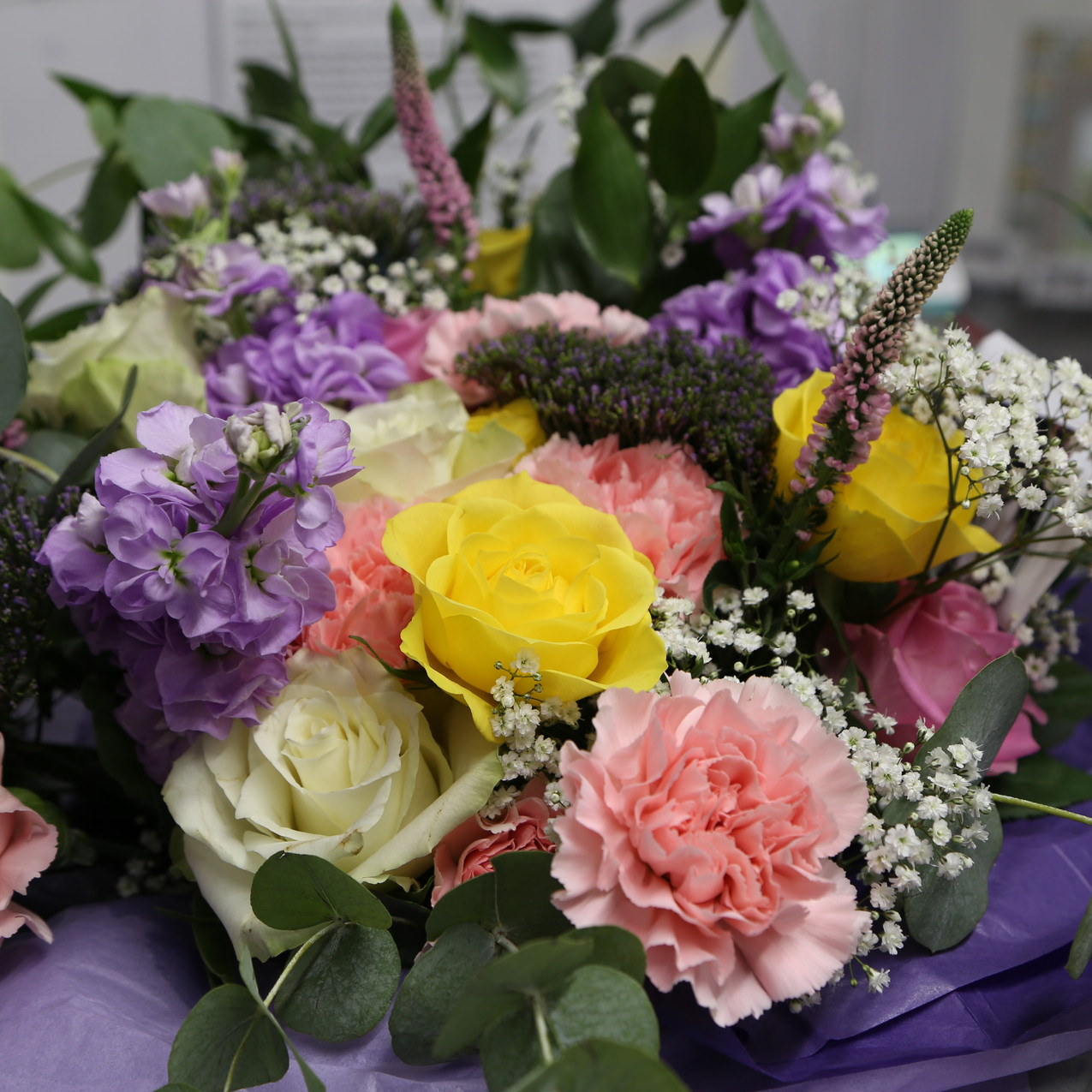 Order flowers from Inspirations