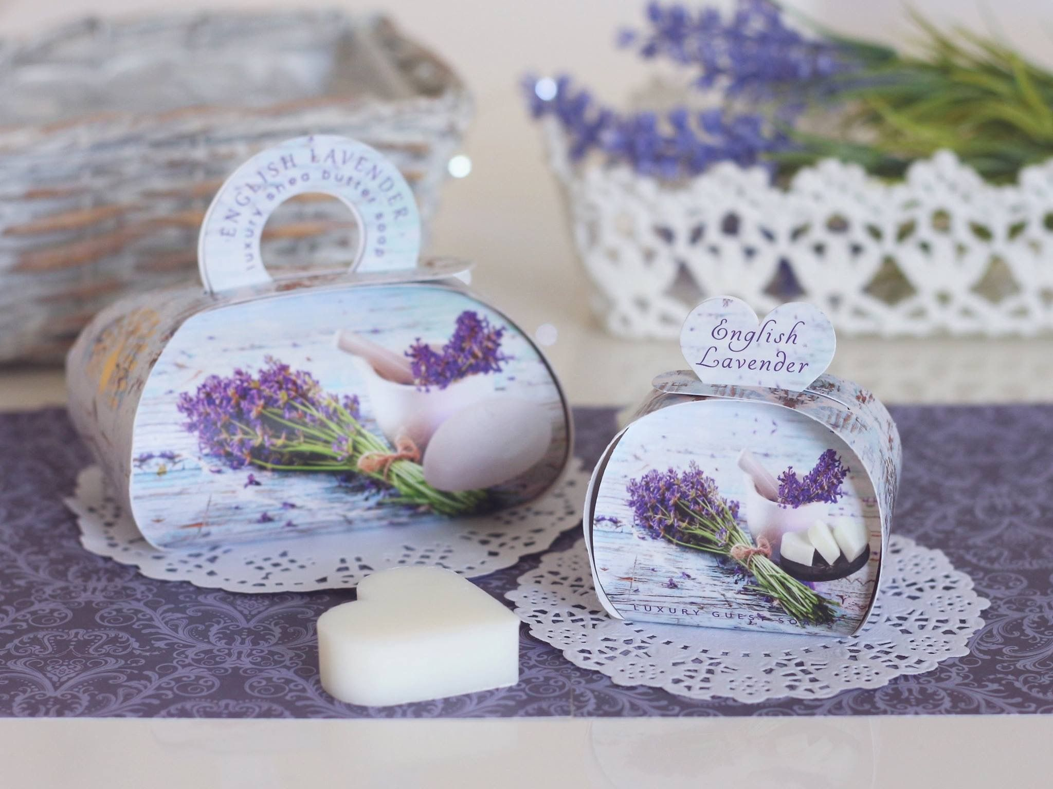 English Lavendar Soap
