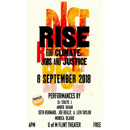 Rise for Climate, Jobs and Justice