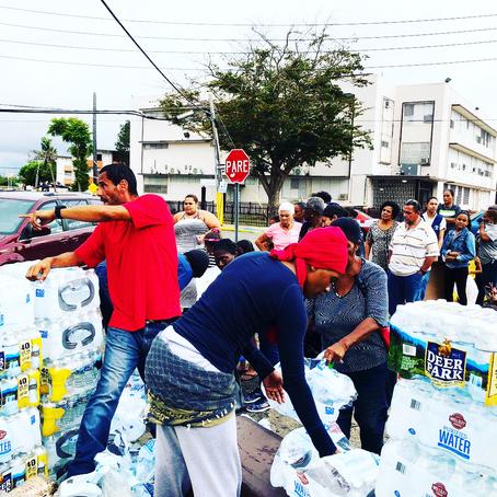 Assisting Puerto Rico
