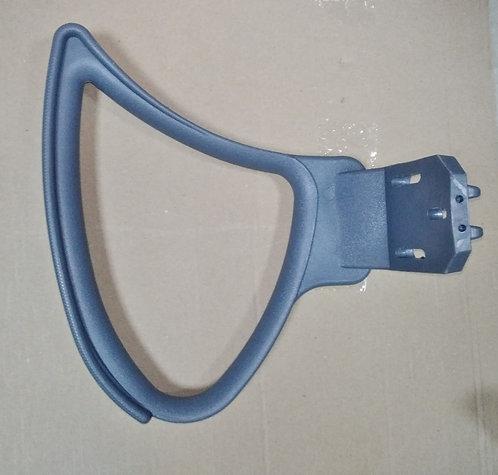 Подлокотник 9801 серый  (ST)(комплект) для  кресла