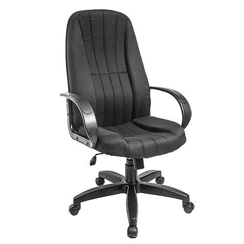 Кресло офисное AV 107  черное ткань купить