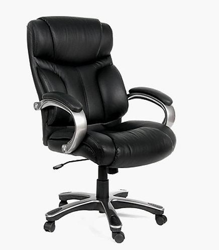 Кресло CHARMAN 435 кожаное удобное надежное с гарантией