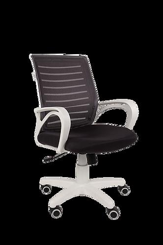 Кресло PK-16 белый пластик