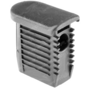 Заглушка для крестовины металлической для штока 10 мм (к-т 5 шт)