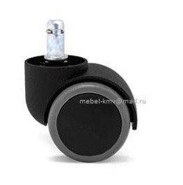 Ролик 50-11R прорезиненный TMA-50-11R черный