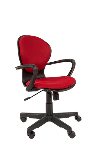 Кресло PK-14 чёрный пластик