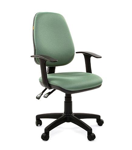Кресло универсальное надежное ch661 chairman зеленое