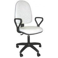 Кресло офисное парикмахера медицинское Престиж кожзам купить