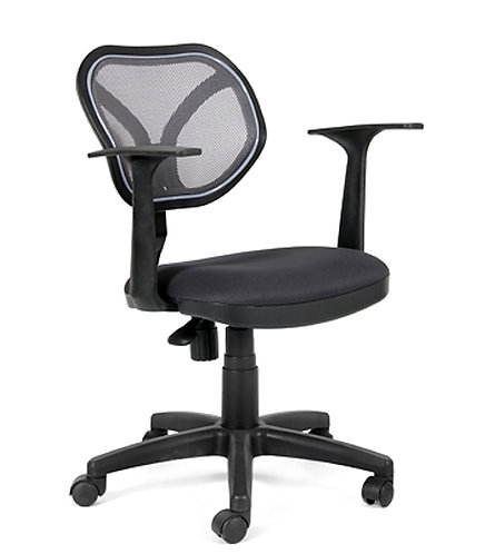 Кресло Chairman 450 N черное с гарантией