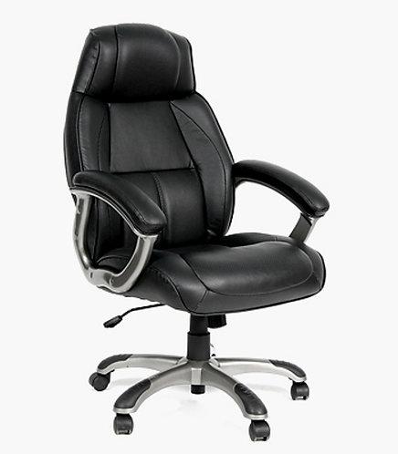 Кресло CHARMAN 436 кожаное удобное надежное с гарантией