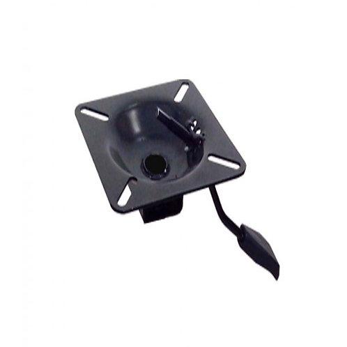 Пиастра квадратная отв. 135х135 мм PST-D10, 2,5 мм