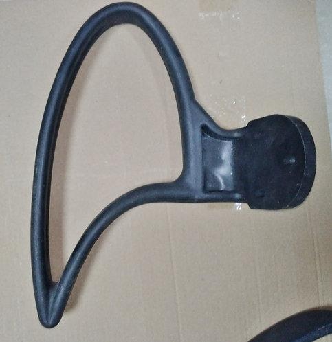Подлокотник 9801 черный  (ST)(комплект) для кресла