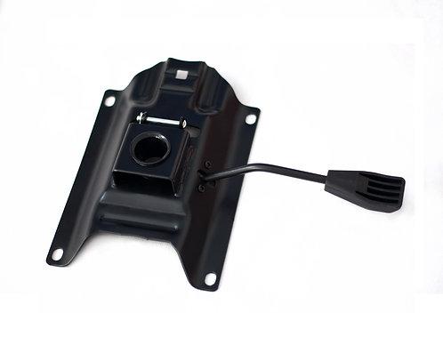 Пиастра ПВМ 141Х178 мм с ушками 35 мм