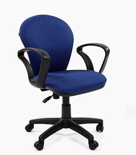 Кресло офисное Chairman 684 голубой купить