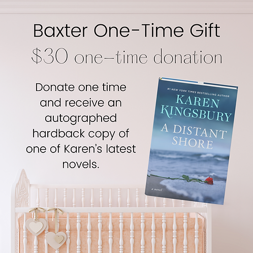 Baxter One-Time Gift