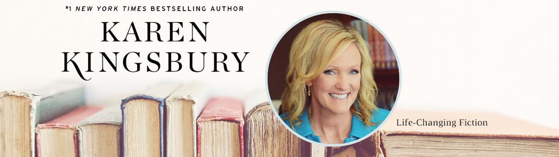Karen Kingsbury 1 New York Times Bestselling Author Books