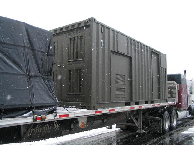 Sistema en contenedor ASJ600NCR