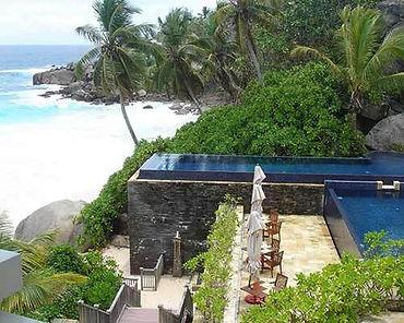 Banyan Tree Seychelles - 5 Star Luxury reosrt 7 spa on Mahe Seychelles