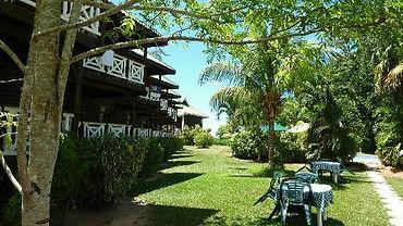 Acajoe Hotel, Praslin Seychelles - 4 Star Hotel in wood villas