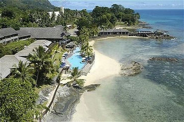 Le Meridien Fisherman's Cove - 5 Star resort on Mahe Island Seychelles