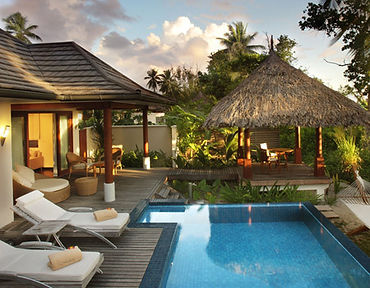 Hilton Labriz, Silhouette Island, Seychelles - 5 Star resort & Spa on Silhouette Island Seychelles