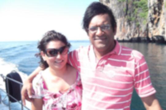Sham & Omitha Jagathlal - IslandStays Boksburg