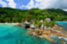Sunset Beach Hotel - 4 Star Hotel located on Mahe Island Seychelles