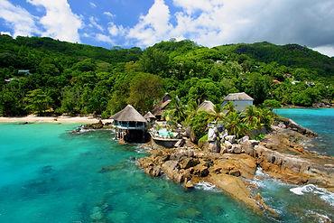 Sunset Beach Hotel - 4 Star Hotel located on Mahe Island Seychelles