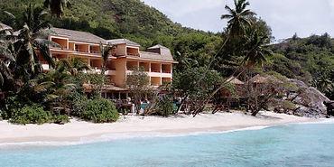 Allamanda Beach resort - 4 Star resort on Mahe Seychelles