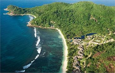 Kempinski - 5 Star resort on Mahe in Seychelles
