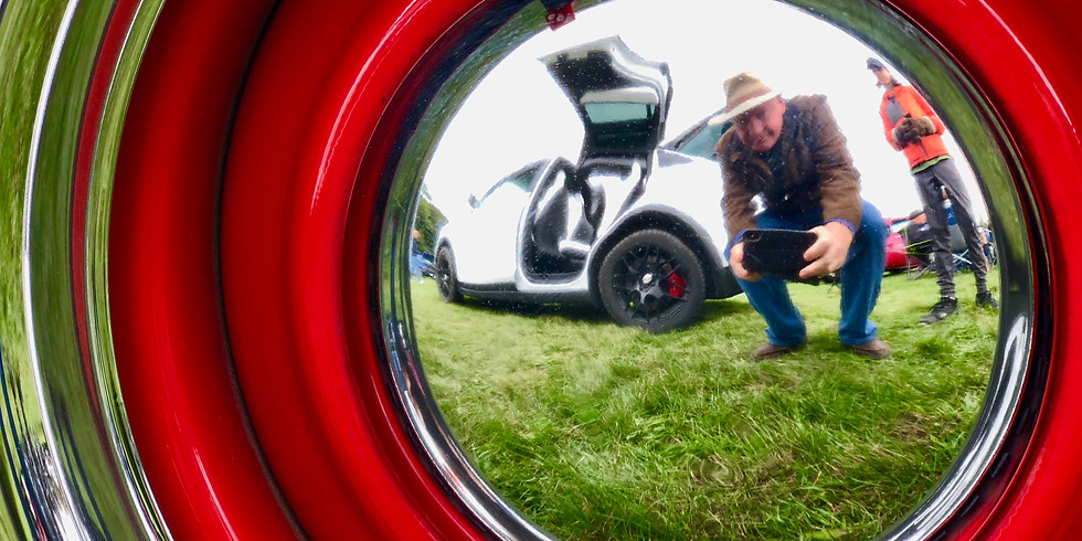 Tim Talks Tesla & Electric Cars