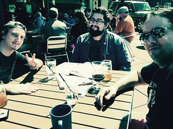 people _victorzap1 _tommysaul #fortwayneindiana #brunchtime #trub