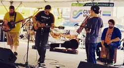 Thanks to _tastefortwayne for having us again this year!  Fun to come back and play the same festiva