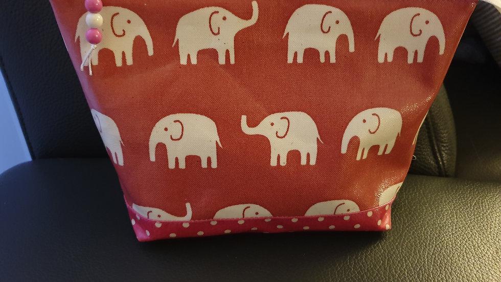 Necessaire Elefanten Pink