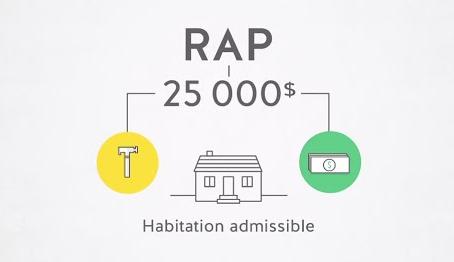 REER: le RAP en quatre temps