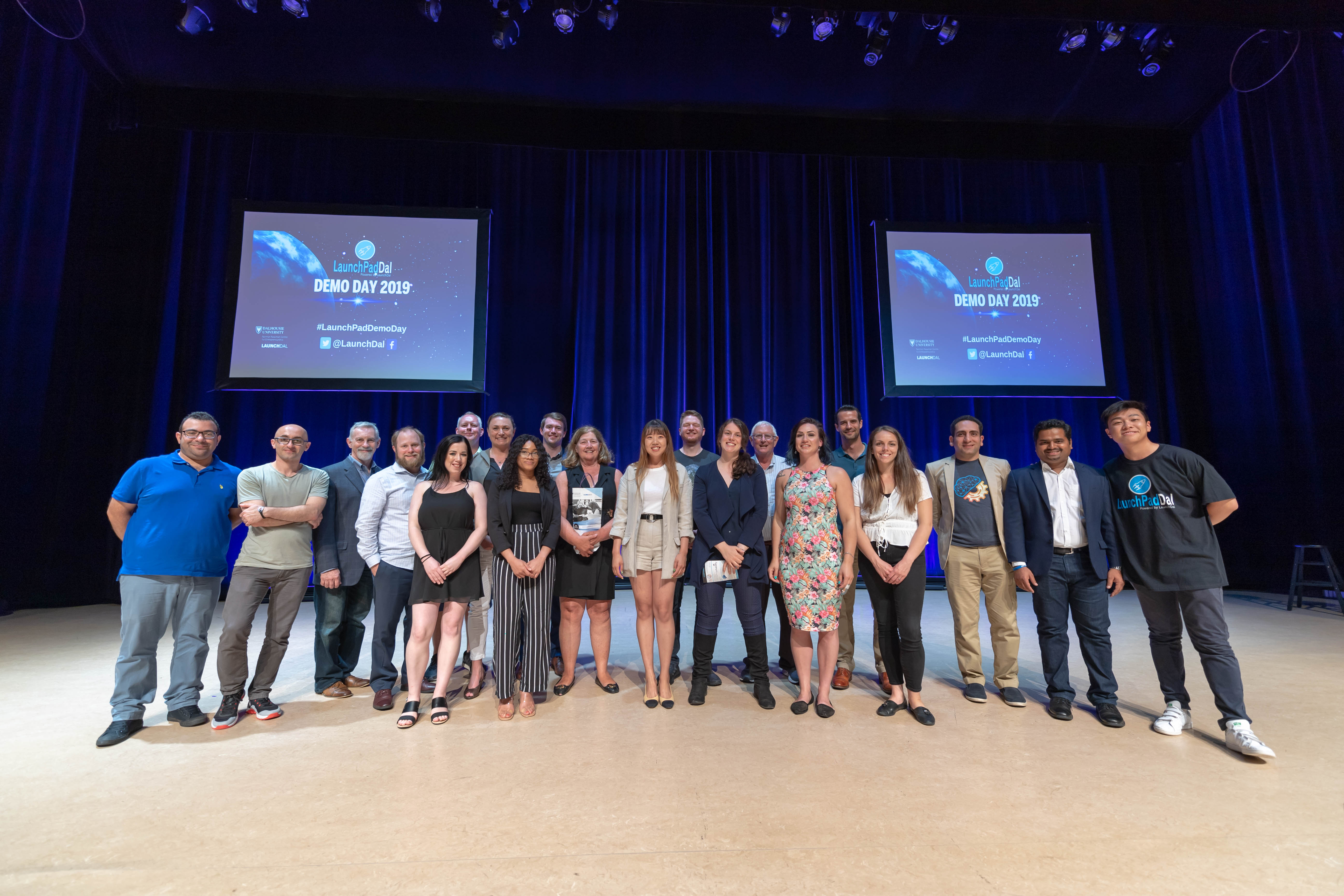 LaunchDal: Demo Day 2019