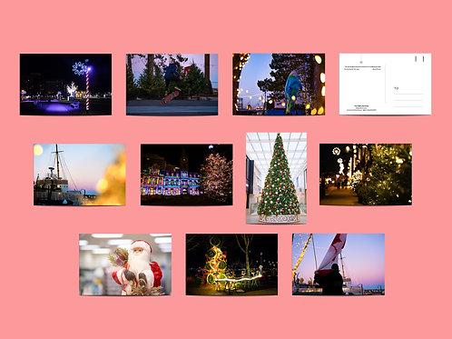 Christmas Postcard (Pack of 10)