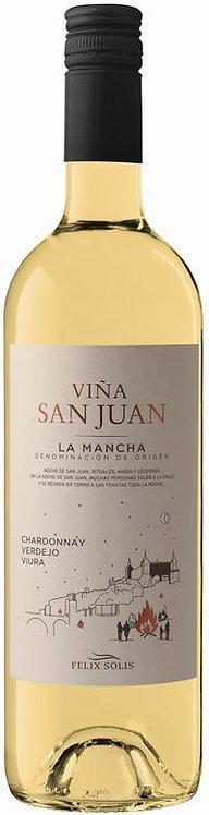 Viña San Juan - Chardonnay, Verdejo   / La Mancha