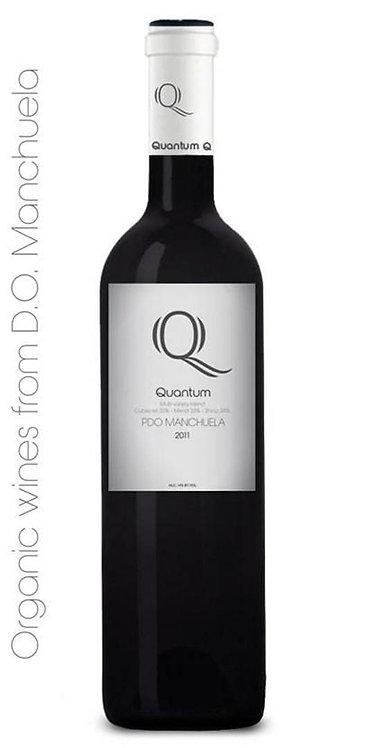 Quantum Syrah 2011 -  DO Manchuela