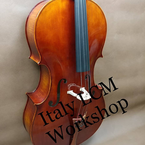 LCM Workshop Cello